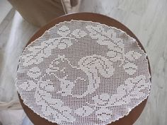 In & around my house : crochet and decoupage Filet Crochet Charts, Crochet Doilies, My House, Decoupage