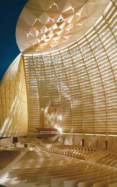 Building the Modern Cathedral - Religious Projects, Natural Metals, Structure, Engineering, Structural Steel, Hvac, Architecture - Architect Magazine Page 1 of 3