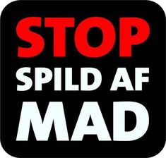stop spild af mad Marcel, Banoffee Pie, Dhal, Skagen, Signs, Ricotta, Shawarma, Garlic, Cooking Recipes