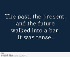 English nerd joke