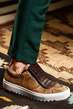 Salvatore Ferragamo Spring 2016 Menswear - Details - Gallery - Style.com
