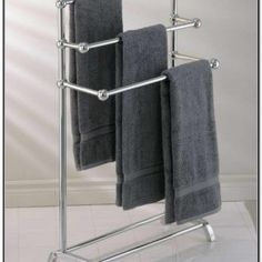 Free Standing Towel Racks For Small Bathrooms Google Search