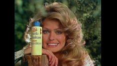 Wella Balsam Shampoo & Conditioner ◊ Farrah Fawcett ◊ 1977