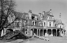 Lockwood-Matthews Mansion, Norwalk, Connecticut