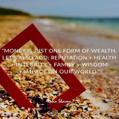 """True Fact! #quote #quotes #motivationalquotes #motivation #robinsharma"""