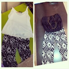 Great for warm weather or throw on a leather jacket for the colder climates! @ Frankie's on the Park