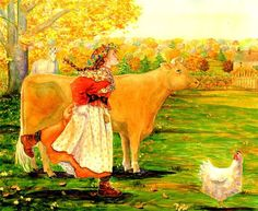 Jane Dyer art