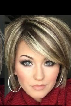 Hair Color Highlights Low Lights Ideas Bob Hairstyles 58 Ideas For 2019 . - Hair Color Highlights Low Lights Ideas Bob Hairstyles 58 Ideas For 2019 … Hair Color Highlights Low Lights Ideas Bob Hairstyles 58 Ideas For 2019 Trending Hairstyles, Short Hairstyles For Women, Short Layered Hairstyles, Hairstyle Short, Hairstyle Ideas, 2015 Hairstyles, Casual Hairstyles, Celebrity Hairstyles, Weave Hairstyles