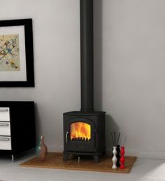 Broseley Serrano 5 stove - Broseley Serrano UK - Broseley Serrano stoves