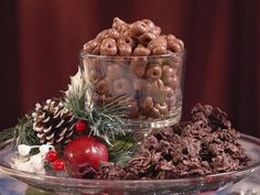 Get Chocolate Covered Cereal Recipe from Food Network