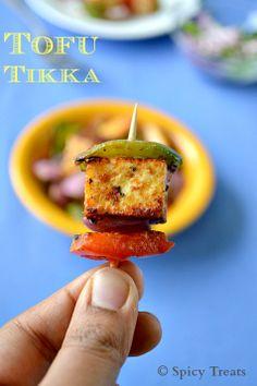 Spicy Treats: Tofu Tikka - Easy Tofu Recipes
