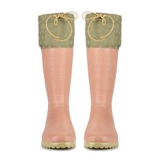 Rubber Rain Boots, Modeling, Outdoors, Pink, Shoes, Fashion, Moda, Zapatos, Modeling Photography