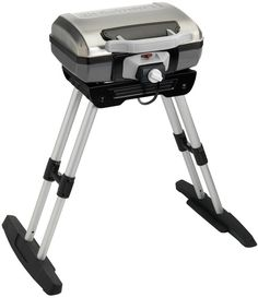 Cuisinart Outdoor Electric Grill With Stand