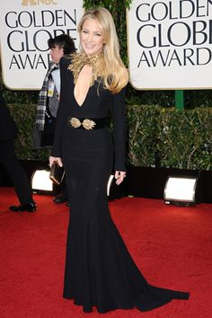 2013年ゴールデン・グローブ賞、ケイト・ハドソン