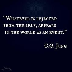 Quote on the self by Carl Jung Words Quotes, Wise Words, Me Quotes, Sayings, Faith Quotes, Coach Quotes, Teacher Quotes, Beauty Quotes, C G Jung