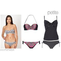 Essential swimwear : Petite | cocomamastyle.com
