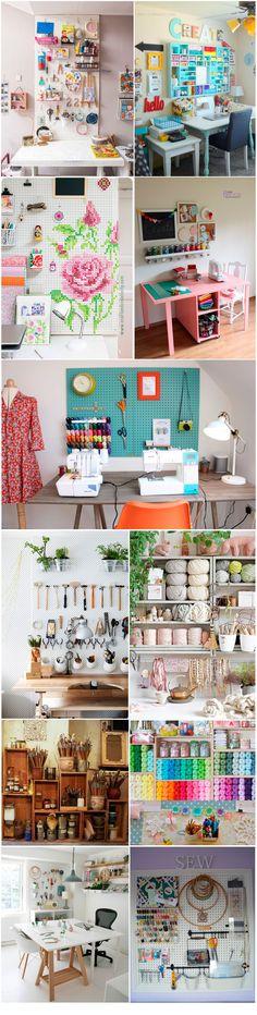 Atelier em Casa – Funcional e Organizado
