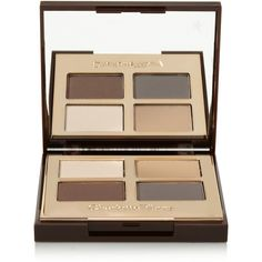 Charlotte Tilbury Luxury Palette Colour-Coded Eye Shadow - The... found on Polyvore