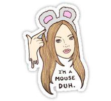 Mean Girls - Karen Sticker