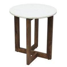 Shop the ROYAL side table. All freedom furniture comes with a 2 year warranty. Shop online or in stores across Australia. Royal Furniture, Living Room Furniture, Modern Furniture, Acacia, Freedom Furniture, Regal Design, Table Sizes, Queen, Marble Top