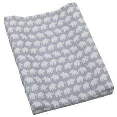 Skötbädd Elefant, Grå
