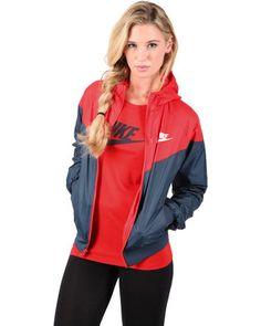 Nike Windrunner Jacket Navy - R535.00