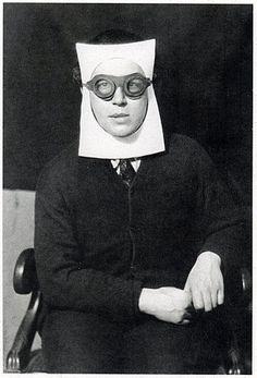 Man Ray ~ Andre Breton,c.1930