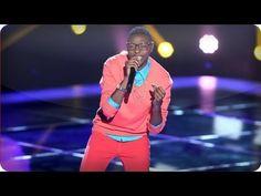 """De'borah's Blind Audition: """"Hey, Soul Sister"""" - The Voice"""