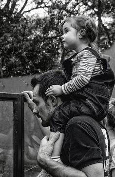 Pai e filha / Father and daughter