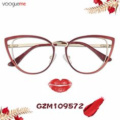 a896e833550f6 Georgia Cat Eye Red Eyeglasses These glasses are made of high quality  durable materials