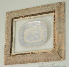 Framed Platter