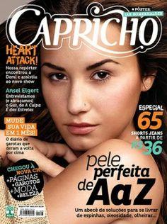 Revista Capricho Demi Lovato