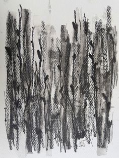 Lost - Mixed Media-Graphite, Ink, Fabriano Cotton Paper 300 gsm, Size: 7 × in (unframed) / 7 × in (actual image size), Signed on the front. Indian Philosophy, Graphite, Mixed Media, Original Art, Lost, Ink, Black And White, Drawings, Paper