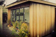 Garden room in Suffolk