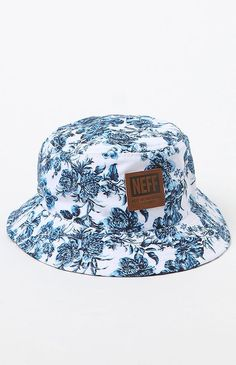 4412a38b3cd Neff Prime Bucket Hat - Mens Backpack - White - One