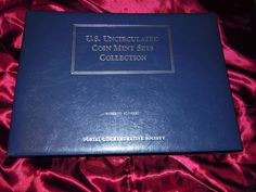 Postal Commemorative Society US Uncirculated Coin Mint Sets Collection 1964-1994