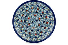 Polish Pottery 10-inch Plate | Boleslawiec Stoneware | Polmedia H9164C