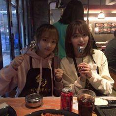 Korean Best Friends, Young The Giant, Sakura Miyawaki, Baby Ducks, Japanese Girl Group, Tom And Jerry, First Baby, Female Singers, The Wiz