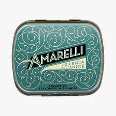 Réglisse anis pur Amarelli Find this product on Bon Marché website La Grande Epicerie de Paris http://www.lagrandeepicerie.com/produit/33410_reglisse-anis-pur.html