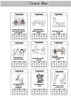 Les évaluations - La classe de Teet et Marlou Petite Section, Learning Objectives, Teaching French, Communication, Teacher, Journal, Blog, Math, Voici