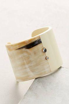 Spliced Horn Cuff