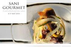 Στο Δρόμο του Μεταξιού βαδίζει για δεύτερη χρονιά το Sani Gourmet, ξεδιπλώνοντας τη γαστρονομία των χωρών της Άπω και Εγγύς Ανατολής, καθώς και της Μεσογείου, σ' ένα ταξίδι με μυρωδιές και χρώματα ...