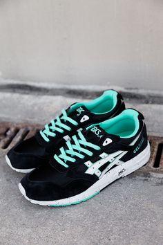 The Asics Gel. Nice. #sneakers