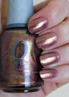 Orly: Ingenue- I have this and it's so pretty!