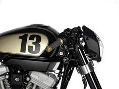 Harley Davidson XR1200 2010 By Shaw Speed And Custom