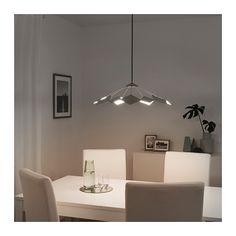 lvsbyn kronleuchter led wei kronleuchter ikea und led. Black Bedroom Furniture Sets. Home Design Ideas