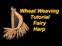 Celtic crosses are a very common wheat weaving motif. This is my take on the traditional design. It uses a few of the more difficult plaits, so it's best to ...