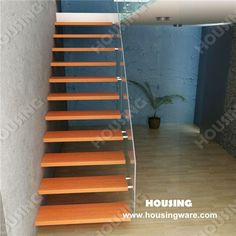 escada aco flutuante - Pesquisa Google