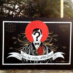 Celso Gonzalez Street Art In Punta Las Marias, Puerto Rico