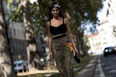Milan Fashion Week SS17 Street Style: Day 5